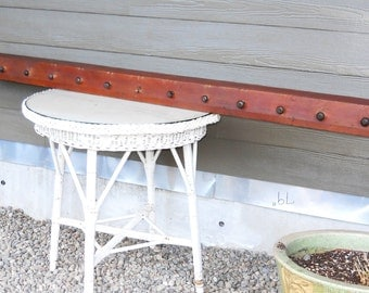 Reclaimed Coat Rack 18th C Antique Primitive Cherry Peg Beam Knobs Mantel Pediment Architectural Salvage Rope Bed Garden Dog Gear Mud Porch