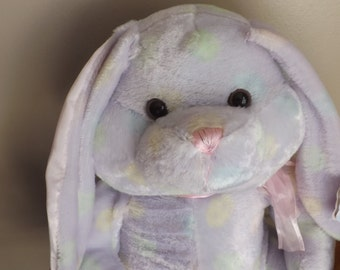 Oversize Large Bunny Rabbit Stuffed Animal. Easter Bunny. Valentine's Day. Baby Nursery. Baby Shower Gift. Girls Birthday. Baby Room.