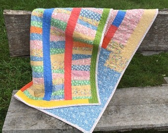 1930's Coins Baby Quilt