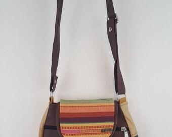 Purse Peruvian Leather Handmade