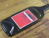 Slumped Wine Bottle - Troublemaker Wine