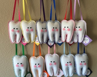 Tooth Fairy Tooth Pillow