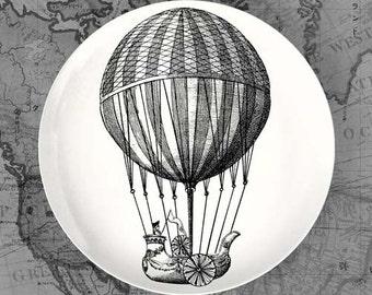 Balloon no. 1 melamine plate