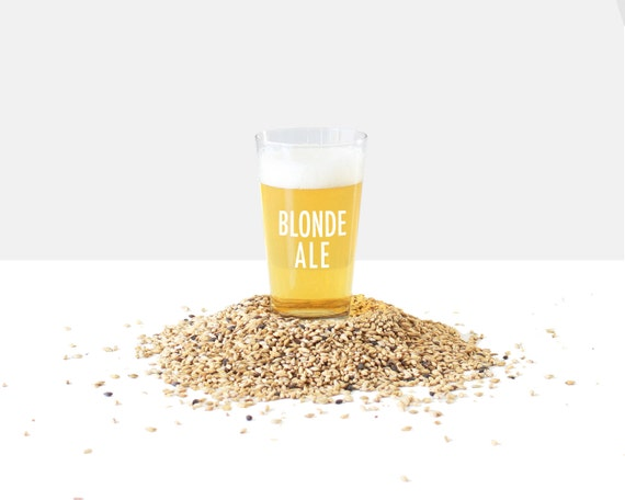 Blonde Ale - 1 Gallon Beer Making Recipe Refill Kit - Brew in a Bag