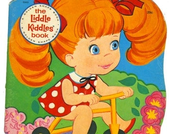 Vintage The Liddle Kiddles Story Book by GOLDEN 1968