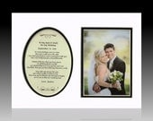 To My Aunt Uncle On My Wedding Day Personalized Gift Bride Groom Picture
