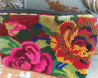Made in Guatemala Makeup Bag