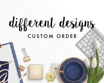 Custom Invitation Set