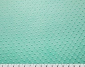 All Sizes Minky Sheets or Changing Pad - Standard, Mini, Pack N Play Sheet or Changing Pad Cover - Opal Dimple Dot Minky