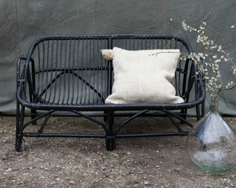 Willow Love Seat Bench