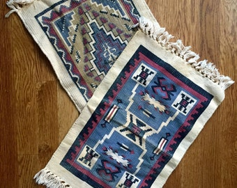 Vintage El Paso SaddleBlanket Placemats