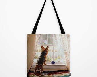 Tote Bag Yorkie Yorkshire Terrier
