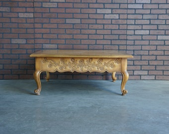French coffee table Etsy