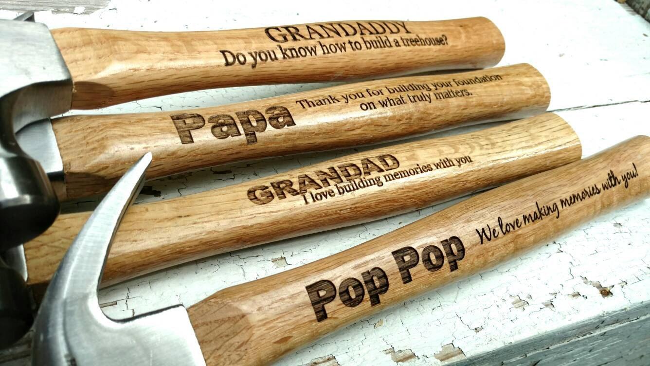 Grandfather Gift Grandpa Gift Grandparent Gift Personalized