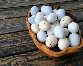 Decorative Easter Eggs, Artifical Easter Eggs, Dyed Easter Eggs, Speckled Egg