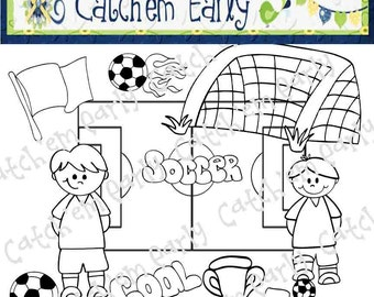 Soccer/Word Cup clipart