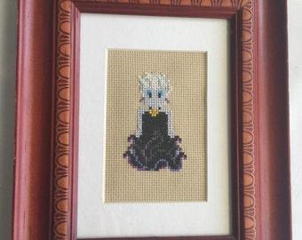 Ursula cross stitch