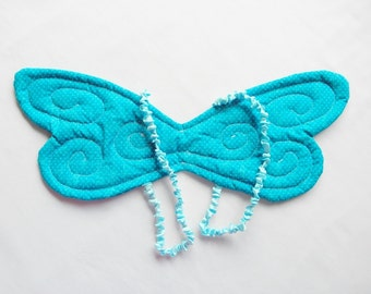 Children's Wearable Washable Fairy Wings