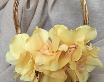 Two Flower Girl Baskets