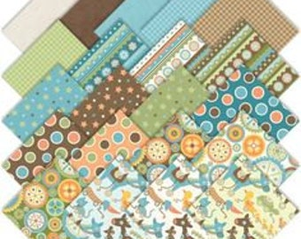 Mod Tod by Sheri Berry Fat Quarter Bundle