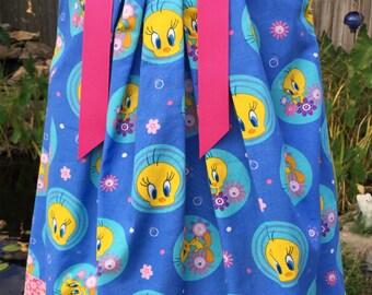 Featuring Tweety Bird Pillowcase dress :CH066