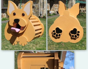 Miniature Pinscher Birdhouse