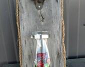 Bottle Cap Opener and Catcher