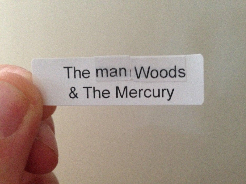 manwoods and the mercury perfume + unisex + natural witch hazel base + oakmoss + patchouli + cedar + lime + clary sage