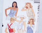 McCall's Women's Pattern 7667-Size 8 thru 12