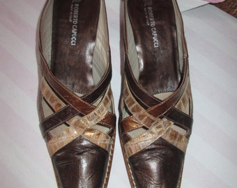 Roberto Capucci shoes / Shoes