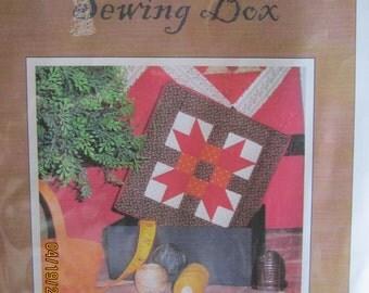 Cotton Club Sewing Box Pattern
