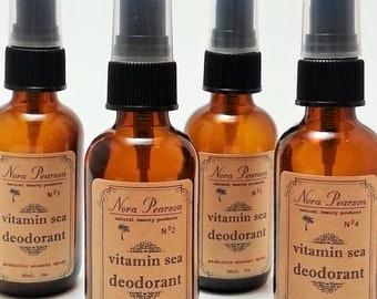 """Vitamin Sea Deodorant Spray No. 19 """"Mojito"""""""