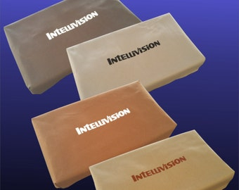 Intellivison system canvas dust covers