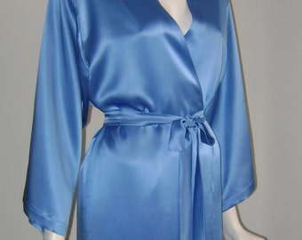 Sale!! 100% Silk Robe