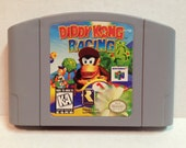 Diddy Kong Racing N64 - Nintendo 64 Game