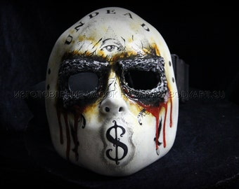 Hollywood Undead J-Dog Mask (Day of the Dead)