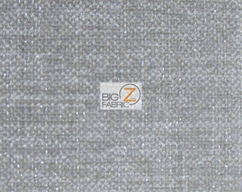 Sparkle Trend Chenille Upholstery Fabric - ARCHIVE - Sold By The Yard Drapery Clothing 40,000 Double Rubs