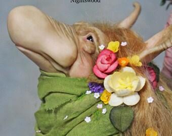 "Art Book  ""Nightswood Vol 2""  An Art Collection by Ksheyna Nightswood"