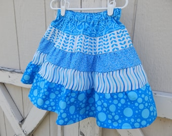 Disney Princess Skirt  Cinderella Skirt , Size 1T to 10