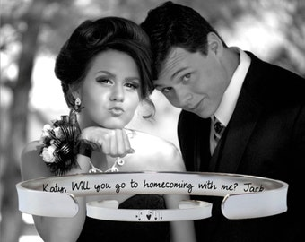 Homecoming Invitation | Homecoming Invite | Homecoming Invite Idea | Gift for Girlfriend |  Homecoming Jewelry | Quotes | Korena Loves