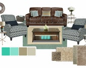 Living Room - Reserved for Anita