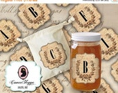 75% OFF SALE SHABBY Alphabet Labels Digital Collage Sheet Shabby Chic Digital Labels Embellishments Hang Tags