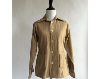 Vintage Donmoor jacket, desert toned, size small - SALE