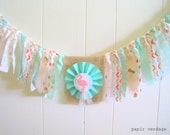 Flamingo Bunting Banner, Summer Bunting Banner,Decorative Wedding Banner,Gold,Mint,Blush Bunting,Summer Photography Prop,Flamingo&Pineapples