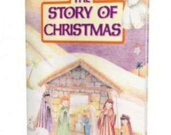 Personalized Children's Book - The Story of Christmas