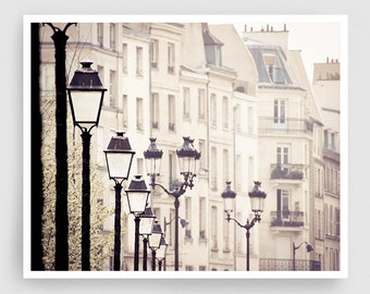 Paris photography - Rue Saint-Antoine - Paris photo,Fine art photography,Paris decor,8x10 wall art,white,Fine art prints,Art Posters