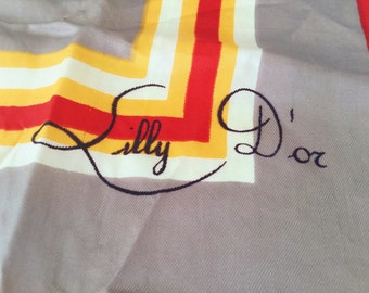 Lilly D'or Mod Scarf