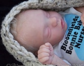 "Beautiful baby boy reborn doll ""Clark"" by Samantha Gregory!!"