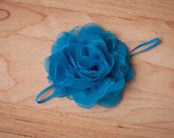 Newborn Headbands, Blue Headbands, Baby Headbands, Headbands Blue, Blue Baby Headbands, Photography Prop
