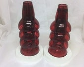 Candlesticks - Recycled Glass Bottle Tops